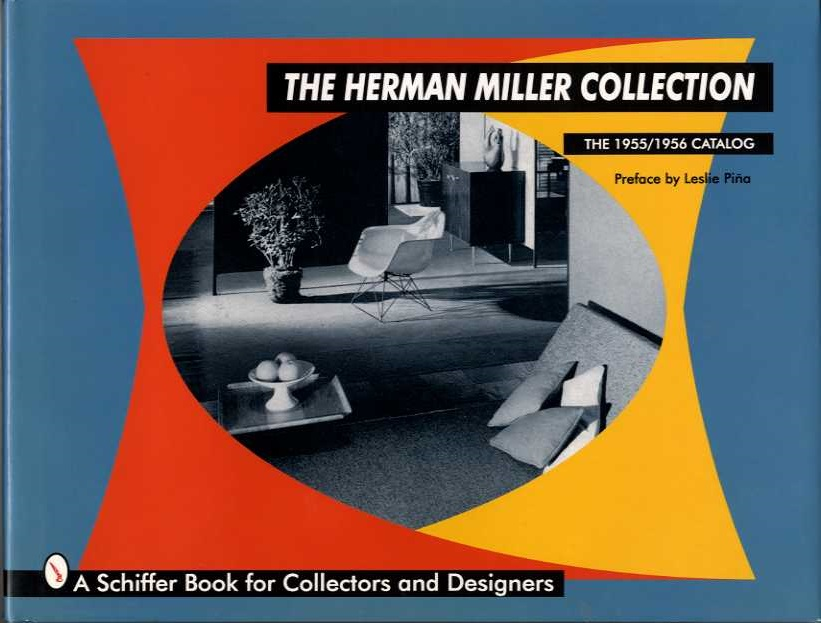 the herman miller collection the 1955 1956 catalog magnif. Black Bedroom Furniture Sets. Home Design Ideas