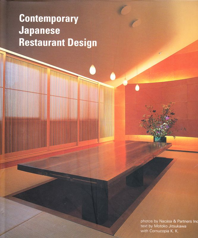 Contemporary japanese restaurant design magnif